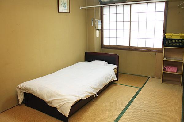 和室ベッド1名様